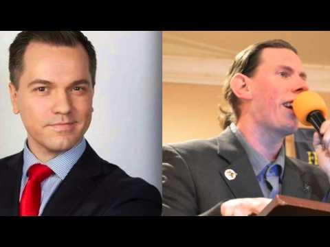 Presidential Candidates Austin Petersen & Darryl Perry Debate