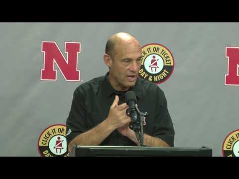 HOL HD: Mike Riley Spring Press Conference