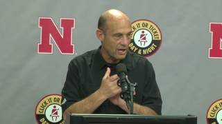 Mike Riley Spring Press Conference 3/1/17