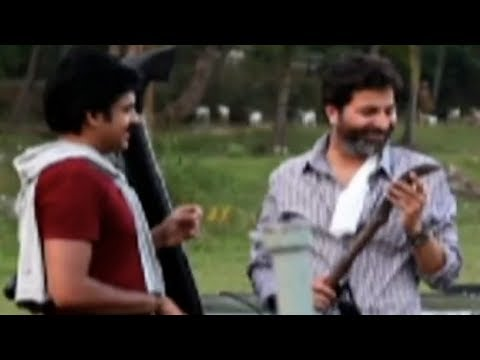 Attarintiki Daredi Making | Pawan Kalyan, Samantha, Brahmanandam, DSP Travel Video