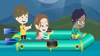 """Super Stolie """"The River Down"""" Animated"""