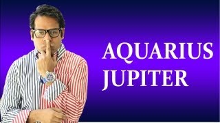 Jupiter in Aquarius in Astrology (All about Aquarius Jupiter zodiac sign) Jyotish
