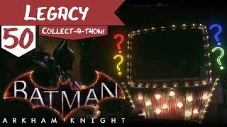 "Legacy   Batman: Arkham Knight   50   ""Riddler Trophies (Part 2)"""