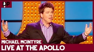 Michael McIntyre | Live At The Apollo | Season 3 | Dead Parrot