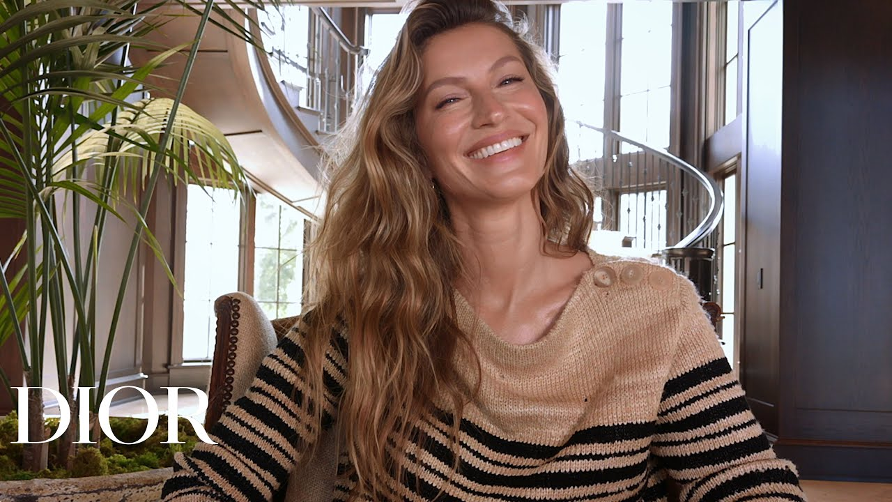 Dior Skincare Talk - What Are Your Beauty Tips? Answers from Gisele  Bündchen and Guests