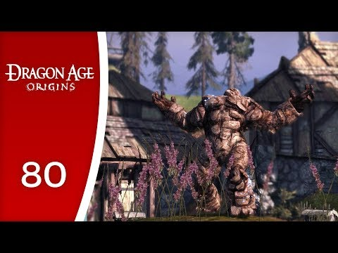 We Have A Golem, Let's Find The Keys - Let's Play Dragon Age: Origins #80