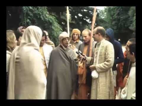 We Can Get a Glimpse of Knowledge of the Absolute Truth - Prabhupada 0780