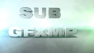 Cinema 4D intro text GFXMP