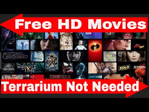 Terrarium Tv On Firestick? | But what else can you use for Free HD Movies? Movies HD