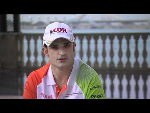 F1 - Interview with Vitantonio Liuzzi (Force India) - 2010 season review