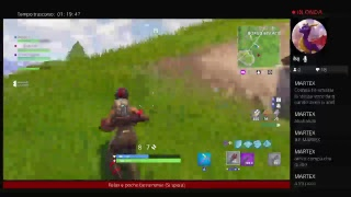 Poor matches in Fortnite with a very gentle participation of JKR MARTEX