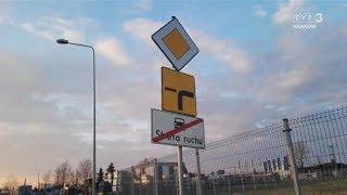 Jedź bezpiecznie odc.692 (wyjazd z drogi wewnętrznej,  strefy ruchu lub zamieszkania)