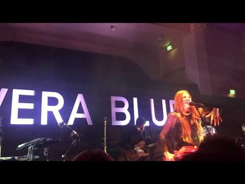 Vera Blue- Private! Paddington Town Hall Perennial Launch