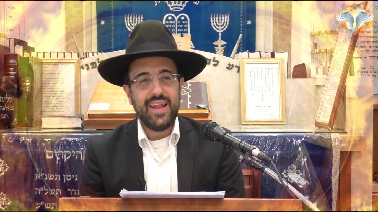 הרב מאיר  אליהו בהרצאה מהפנטת     מלחמת גוג ומגוג