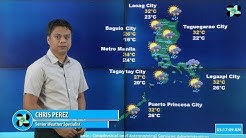 Public Weather Forecast Issued at 4:00 AM April 11, 2018
