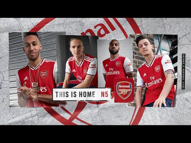 adidas launch arsenal 2019 20 home