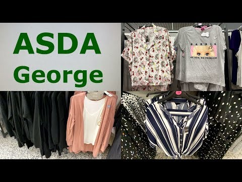 ASDA Women's New Arrivals + Prices   March,2020