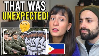 How POWERFUL is the PHILIPPINES? - Reaction