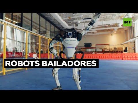 Los robots de Boston Dynamics sí que saben bailar