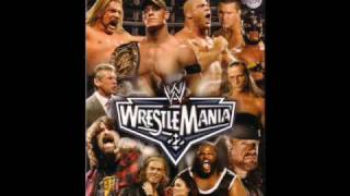 Official Theme Song Wrestlemania 22 3 3