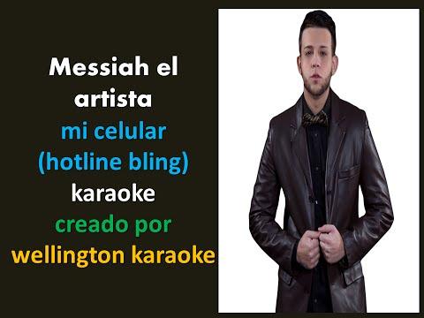 Mi celular karaoke