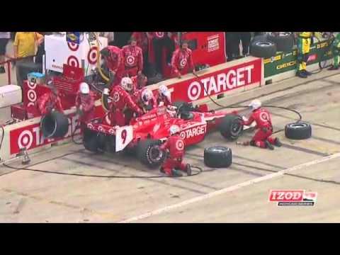 [Fake] Chamada Indy GP De Milwaukee Na Manchete Em 2011