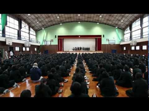 A Day In The Life Of A Japanese Highschool Student