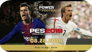 PES 2019 Official Latest Player Ratings by Konami || PART 6