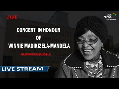 Concert to honour Mama Winnie