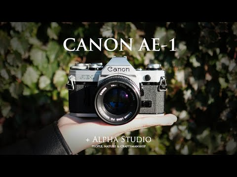 Canon AE-1 | Film Camera Review
