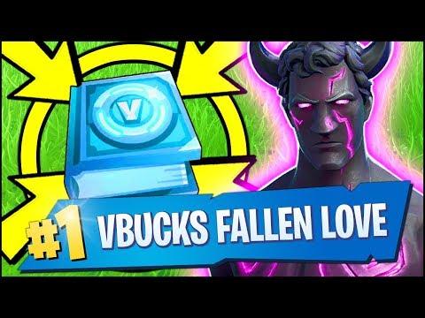 COMPLETE DAILY CHALLENGES 0/5 (2000 FREE VBUCKS) - Fortnite Fallen Love Ranger Challenges