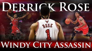 Derrick Rose - Windy City Assassin