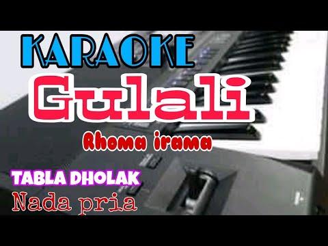 Gulali Roma irama Karaoke teks lirik [variasi india]-KARAOKE SAMPLING KEYBOARD