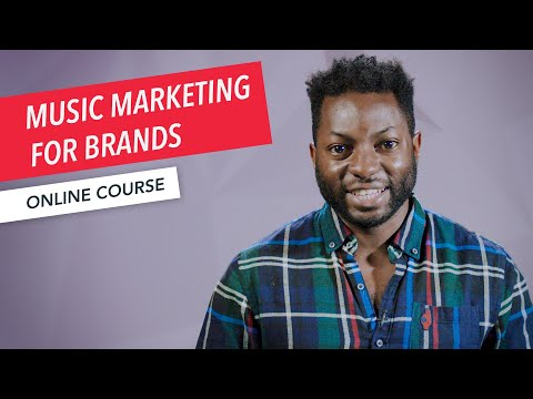 Music Marketing for Consumer Brands Overview | Music Business | Dauda | Canfield | Berklee Online