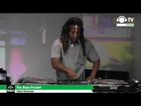 DJ Fabio Machado @ The Bass Live #02 @ Ban TV