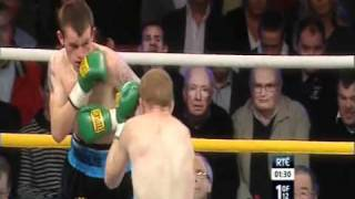 Willie Casey V Paul Hyland - Pt 1 of 2