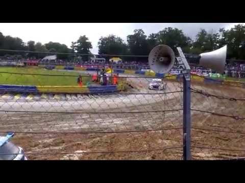 Championnat de France de Rallycross de Kerlabo compil