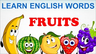 Download Fruits - Pre School - Learn English Words (Spelling) Video For Kids and Toddlers Mp3 and Videos