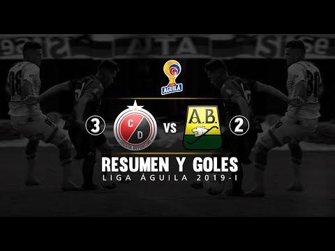 Cúcuta vs Bucaramanga: resumen y goles del partido 3-2 Liga Águila 2019-I