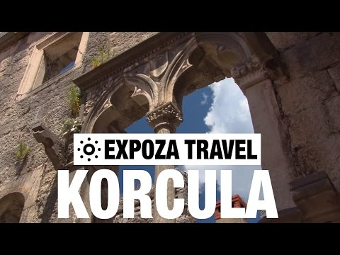 Korcula (Croatia) Vacation Travel Video Guide