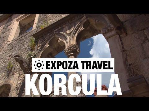 Korcula (Croatia) Vacation Travel Video Guide