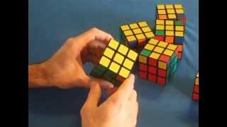 Como montar o Cubo Mágico mais rápido