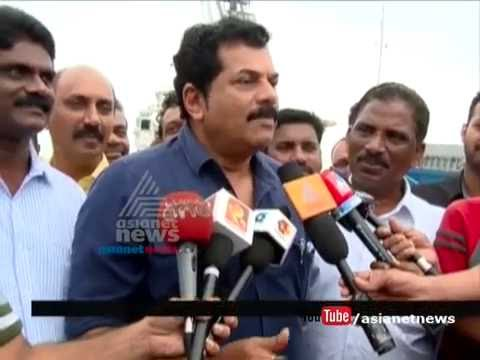 Complaint at Kollam west police station that Mukesh MLA is missing