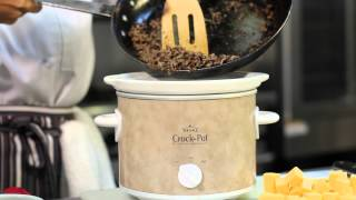 A Crock-pot Appetizer With Velveeta & Ground Beef : Dip It