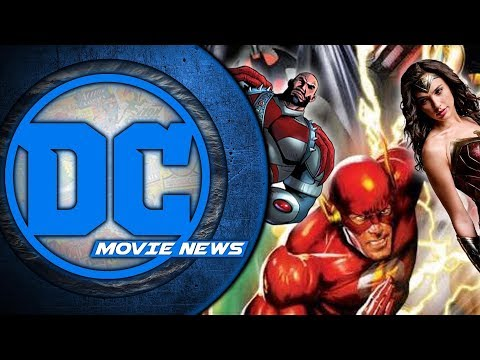 Updates on Flashpoint, Fresh JL Imagery & More! - DC Movie News