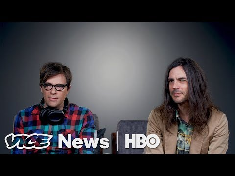 Weezer's New Music Corner Ep. 1: VICE News Tonight (HBO)