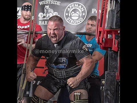 Brian Carroll | 10/20/Life | Squat and Deadlift training
