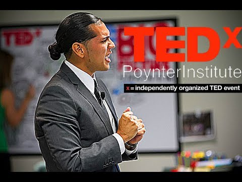 "Cesar Hernandez  ""The Power of the Selfless Being"" TEDx Poynter Institute"