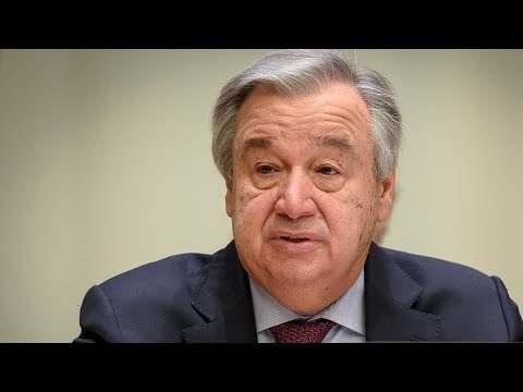 Palestinian People's Inalienable Rights - UN Chief Statement Mp3