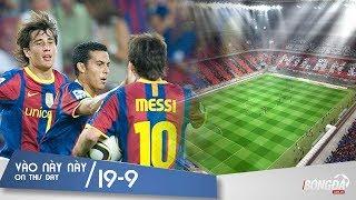 Vào ngày này 19/9 - Khánh thành SVĐ San Siro, Bojan Krkić phá kỷ lục của Messi